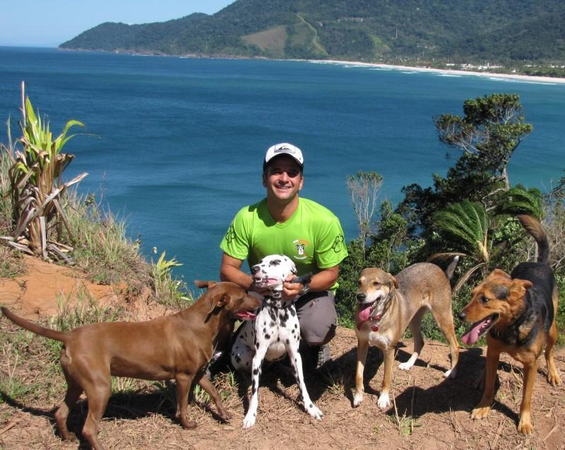 Dog Walker em Marsias